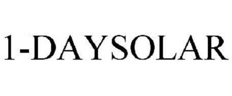 1-DAYSOLAR