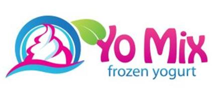 YO MIX FROZEN YOGURT