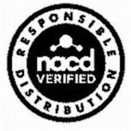 NACD VERIFIED RESPONSIBLE DISTRIBUTION