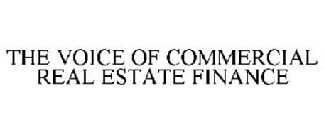 THE VOICE OF COMMERCIAL REAL ESTATE FINANCE