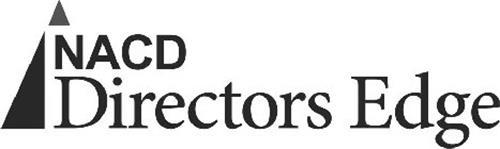 NACD DIRECTORS EDGE