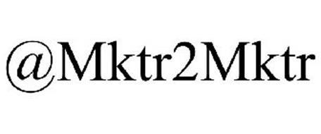 @MKTR2MKTR