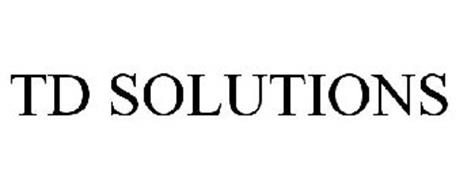 TD SOLUTIONS