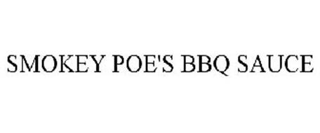 SMOKEY POE'S BBQ SAUCE