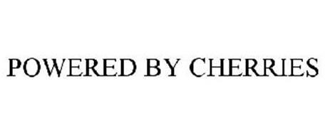 POWERED BY CHERRIES
