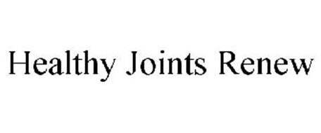 HEALTHY JOINTS RENEW