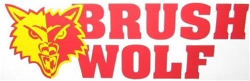 BRUSH WOLF