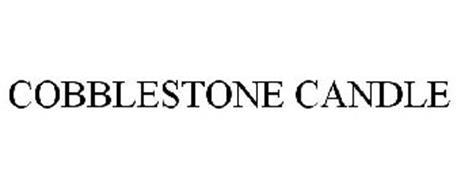 COBBLESTONE CANDLE