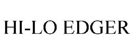 HI-LO EDGER