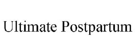 ULTIMATE POSTPARTUM
