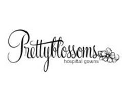 PRETTY BLOSSOMS HOSPITAL GOWNS