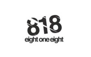 818 EIGHT ONE EIGHT