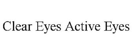 CLEAR EYES ACTIVE EYES