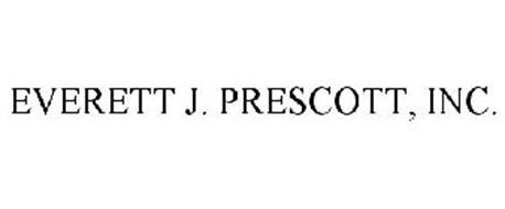 EVERETT J. PRESCOTT, INC.