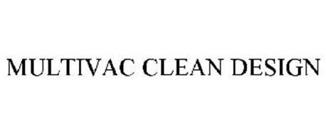 MULTIVAC CLEAN DESIGN