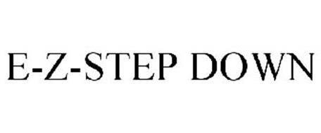 E-Z-STEP DOWN