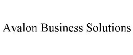 AVALON BUSINESS SOLUTIONS