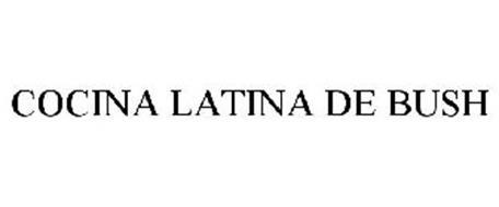 COCINA LATINA DE BUSH'S