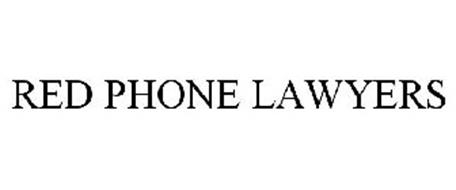 RED PHONE LAWYERS