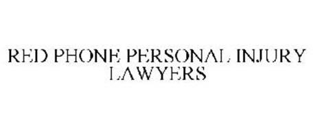 RED PHONE PERSONAL INJURY LAWYERS