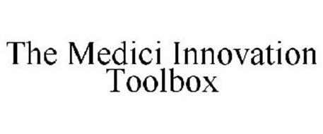 THE MEDICI INNOVATION TOOLBOX