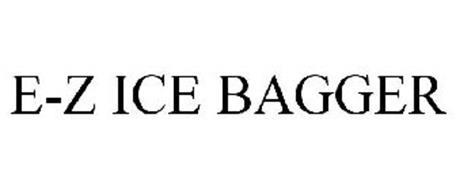 E-Z ICE BAGGER