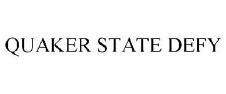 QUAKER STATE DEFY