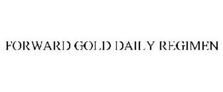 FORWARD GOLD DAILY REGIMEN