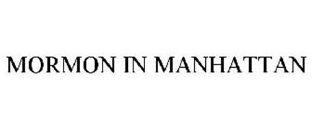 MORMON IN MANHATTAN