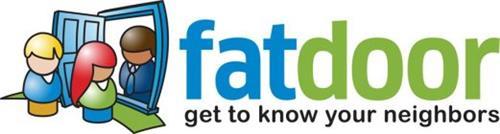 FATDOOR GET TO KNOW YOUR NEIGHBORS