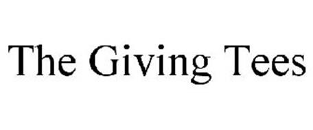 THE GIVING TEES