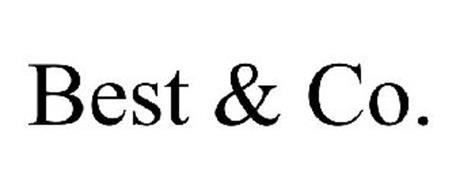 BEST & CO.