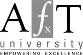 AFXT UNIVERSITY EMPOWERING EXCELLENCE