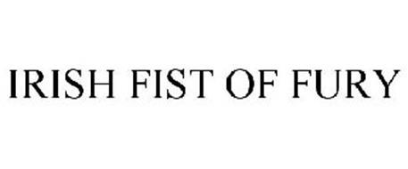 IRISH FIST OF FURY