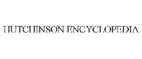HUTCHINSON ENCYCLOPEDIA