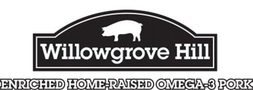 WILLOWGROVE HILL ENRICHED HOME-RAISED OMEGA-3 PORK
