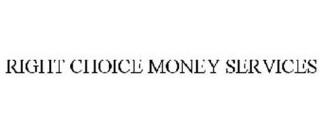RIGHT CHOICE MONEY SERVICES
