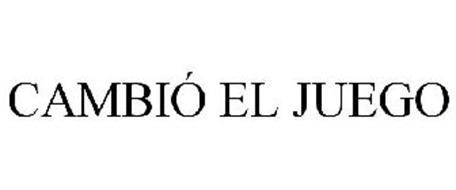 CAMBIÓ EL JUEGO