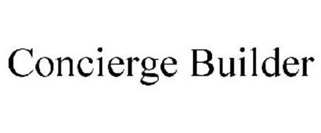 CONCIERGE BUILDER