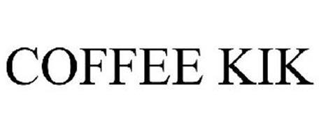 COFFEE KIK