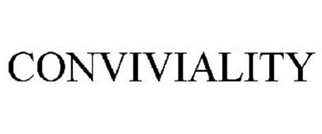 CONVIVIALITY