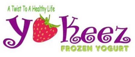 YOKEEZ FROZEN YOGURT A TWIST TO A HEALTHY LIFE