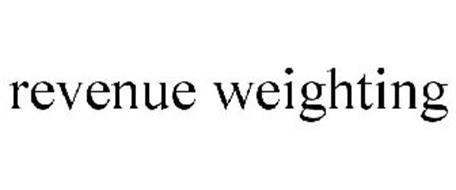 REVENUE WEIGHTING
