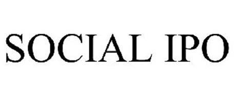 SOCIAL IPO