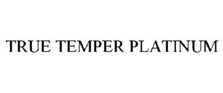 TRUE TEMPER PLATINUM