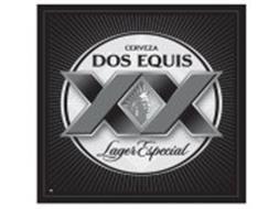 DOS EQUIS XX CERVEZA LAGER ESPECIAL