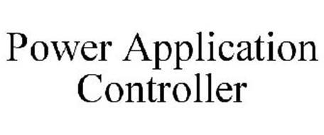 POWER APPLICATION CONTROLLER