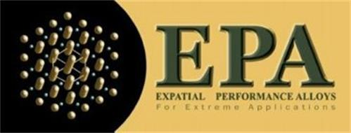 EPA EXPATIAL PERFORMANCE ALLOYS FOR EXTREME APPLICATIONS