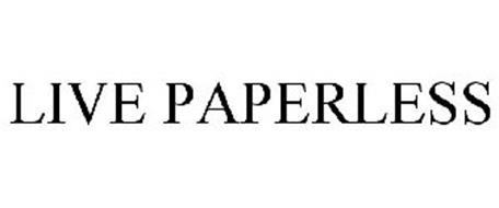 LIVE PAPERLESS