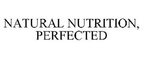 NATURAL NUTRITION, PERFECTED